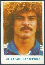 AGASTA GREEK ISSUE-ITALIA 1990- #073-COLOMBIA-CARLOS VALDERRAMA