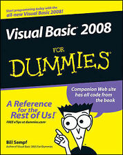 Visual Basic 2008 For Dummies-ExLibrary