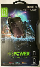 Authentic Lifeproof Fre Power Battery Charging Case For iPhone 6 6s -Black -READ