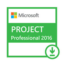Microsoft Project 2016 Professional or PC Online Download Fast Email Sent