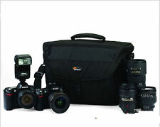Lowepro Nova 200 AW DSLR Camera Photo Carry Shoulder Bag Case with Rain Cover