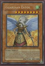 GUARDIAN EATOS SECRET RARE 1ST EDITION SOVR-EN097 MODERATE PLAY YUGIOH
