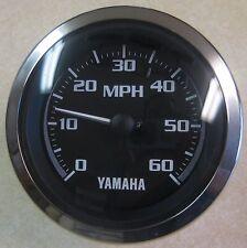 Beede Yamaha Boat Gauge Electronic Speedometer 60 MPH Model 946826