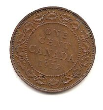 1912 Canada Large Cent-Milk Chocolate with Strong Crown Detail !!