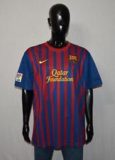 Authentic Nike new 2011 Barcelona home Jersey Shirt size XXL