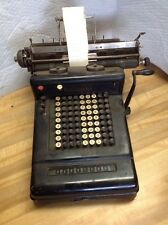 Burroughs Adding Machine 3–870114