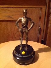 """Used But In Good Condition C3PO Dashboard Driver From Star Wars, 6"""" Tall."""