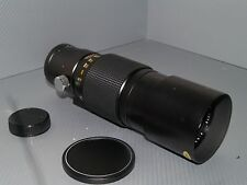 Sunagor Konica K/AR fit 400mm telephoto lens