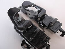 JDM MITSUBISHI GTO E-Z16A 3DOOR 1991 CARBON=LIKE INNER HANDLE LEFT & RIGHT OEM