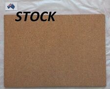 1 pcs Cork Sheet 220 x 300 x 6 mm for model train underlay,craft hobby