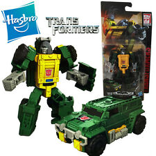 Hasbro Transformers Generations Titans Return Brawn Legends Action Figures Toy