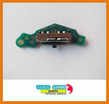 BOTON ENCENDIDO PSP SLIM 3000 3001 3002 3003 3004 ORIGINAL POWER SWITCH