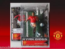 MANCHESTER UNITED - RYAN GIGGS - STARS OF SPORT ACTION FIGUR - NEU+OVP