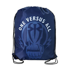 WWE ROMAN REIGNS ONE VERSUS ALL DRAWSTRING BAG NEW