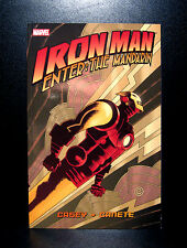 COMICS: Marvel: Ironman: Enter The Mandarin tradepaperback (2008) -(thor/hulk)