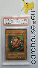 PSA 10 GEM MINT Time Wizard MRD Metal Raiders 1st Edition YuGiOh! No LOB MRD
