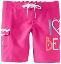 75% OFF! AUTH BILLABONG GIRL'S BOARD SWIM SHORTS SIZE 7 / 6-7 YRS BNEW $29.50