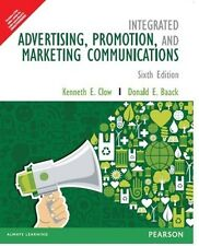 Integrated Advertising, Promotion, and Marketing Communications by Donald E. ...