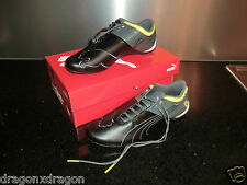 Puma Future Cat M1 SF Catch Black-Dark Shadow Sneaker, OVP&NEU, Größe 43