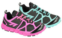 Ladies Womens Hi-Tec Gym Running Jogger Walking Lace Up Trainers Shoe Size 4-8