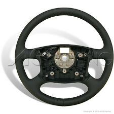 VW Passat B5 3B Golf MK 4 Bora Sharan Leather Steering Wheel w Heating 3B0419091