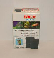 EHEIM 2627080 CARBON Cartridge/ Foam x2 for 2008 Aquarium Filter