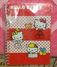 A Very Cute Sanrio 1976, 2008 Hello Kitty Spiral Notebook