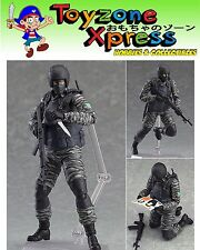 ON HAND: Figma 298 - Metal Gear Solid 2 Sons of Liberty - Gurlukovich Solider