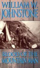 Blood Of The Mountain Man by William W. Johnstone, Good Book