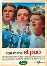 CON VESPA SI PUO' - ADVERTSING