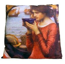 'Destiny' J.W. Waterhouse, Oh-so-soft, Cushion Cover
