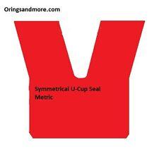 Hydraulic U Cup Metric 85mm ID x 95mm OD x 8.5mm Seal  Price for 1 pc