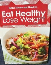 Better Homes and Gardens Eat Healthy Lose Weight Volume 5 New Cookbook!