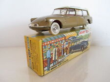 DINKY 539 CITROEN ID19 BREAK STATION WAGON MIB 9 EN BOITE VERY NICE L@@K