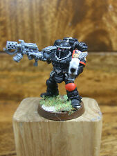 CLASSIC METAL SPACE MARINE MK2 CRUSADE ARMOUR PAINTED (2087)