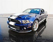 Ford Mustang O.E. Shelby SuperSnake Hood For 2010-2014 GT500 & 2013-2014 GT/V6