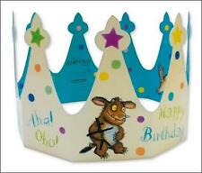 The Gruffalo's Child Happy Birthday Crown Card