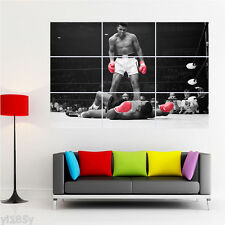 Muhammad ALI Boxing Poster Large Print Giant WALL Art Q1