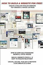 How to build a website for FREE!