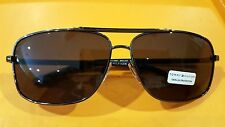 Authentic TOMMY HIL Men's Aviator Sunglasses 100% UV Protection OM158 11405