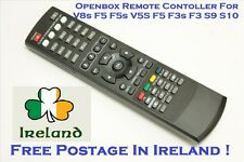 Genuine Openbox V8s Remote Control Works On F5s V5S F5 F3s F3 S9 S10 S11