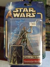 Hasbro Star Wars Episode 2 Geonosian Warrior Action Figure NIB