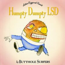 Humpty Dumpty Lsd - Butthole Surfers (2002, CD NIEUW)