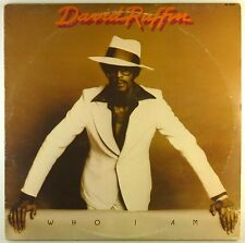 "12"" LP - David Ruffin - Who I Am - A3705 - washed & cleaned"