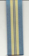 6 inches of ribbon material UN medal for Egypt Israel UNRFII