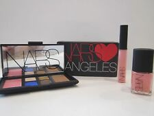 NIB NARS Loves Los Angeles Laguna, DeepThroat, Bali, Abyssinia, Turkish Delight!