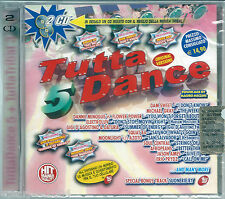 Tutta Dance 5/4 (2004) 2CD NUOVO Soul Central Strings of life. Bobby Blanco 3 AM