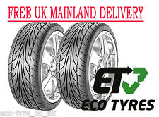 2X tyres 245 40 ZR18 97W XL Wanli S1088 Brand New Performance Tyres