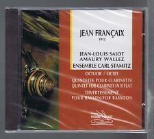 JEAN FRANCAIX CD NEW OCTUOR QUINTETTE ENSEMBLE CARL STAMITZ