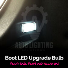 Vauxhall Corsa D VXR LED Boot Light Bulb Bright Xenon White Canbus Error Free